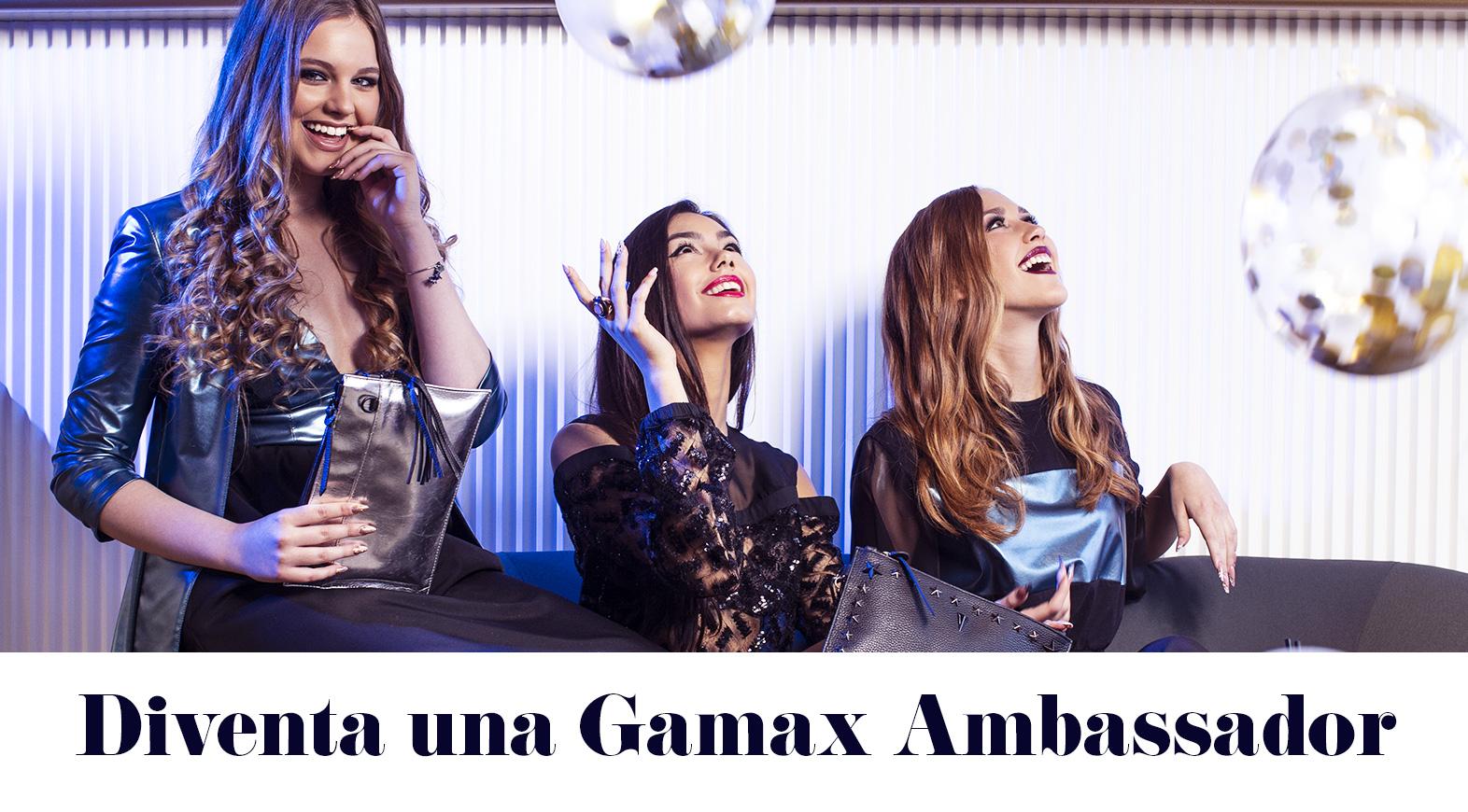 programma affiliazione Gamax